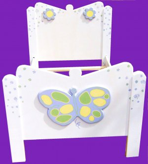 Butterfly Toddler Bed Girl Bed