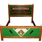 Personalized Queen Bed Sports bed baseball bed football bed basketball bed