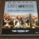 Last Orders DVD Bob Hoskins Mint!