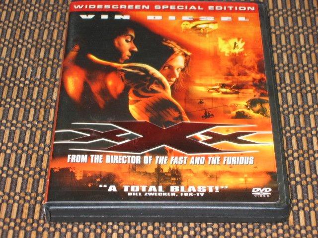 XXX DVD Special Edition Van Diesel Mint!