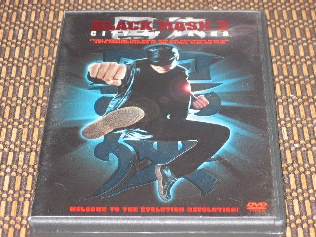 Black Mask 2: City Of Masks DVD Mint!