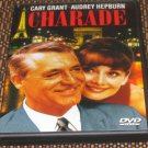 Charade DVD Cary Grant & Audrey Hepburn Mint!