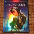 Aeon flux DVD Charlize Theron Mint!