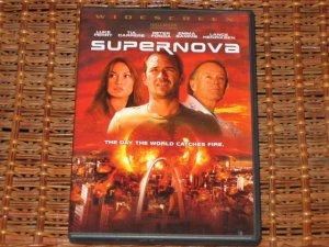 Supernova DVD Hallmark Luke Perry Super Nova Mint!