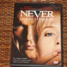 Never Talk To Strangers DVD Antonio Banderas, Rebecca De Mornay Mint!