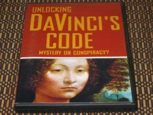 Unlocking DaVinci's Code DVD Mystery or Conspiracy? Mint!