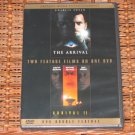 The Arrival & Arrival 2 II DVD New & Sealed!
