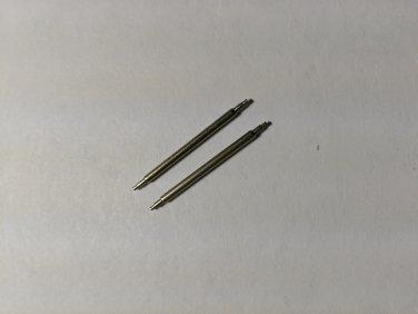 22mm Steel Spring Bars - 2x