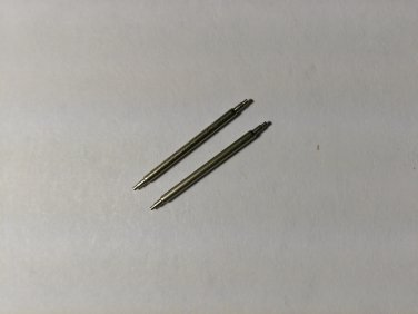 24mm Steel Spring Bars - 2x