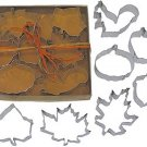 Autumn Leaf Set - 7 Pieces