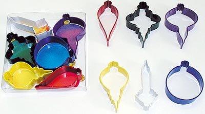 Ornament Color Set - 6 Pieces,  L1866