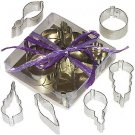 Mini Ornament Set - 6 Pieces,  L1950