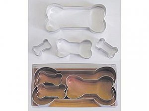 Dog Bone Set - 4 Pieces,  L1906