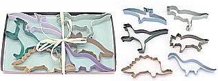 Dinosaur Set in Storage Box - 6 Pieces,  L1874