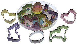 Color Easter Oval Set - 5 Pieces,  L1846
