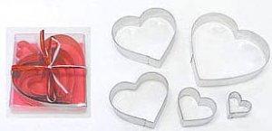 Heart Set - 5 Pieces,  L1907