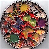 Mini Butterfly Set in Storage Tin - 11 Pieces, L412