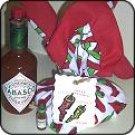 Sugar Free Hot Mama Cornbread Mix Bandana Gift Set~Splenda
