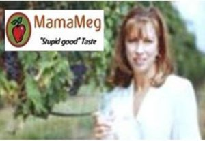 """MamaMeg's """"White Chocolate with Raspberry"""" Cheesecake"""
