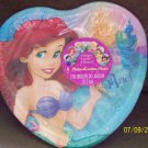 "Disney Princess Party (8) 7"" Heart Shaped Dessert Plates"