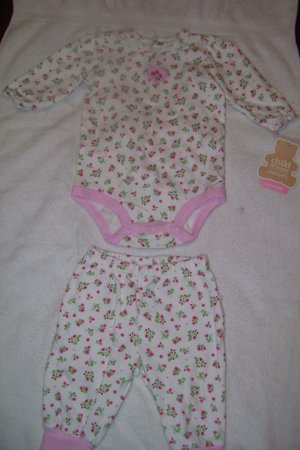 *NEW* 2pc. Floral Outfit