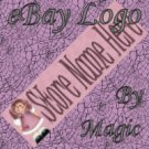 Little Girl Customized eBay Store Logo 310 X 90 #L034