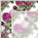 Pink Roses Behind Glass Ebay, OLA, Overstock Ad Listing Template Html Web Page #026