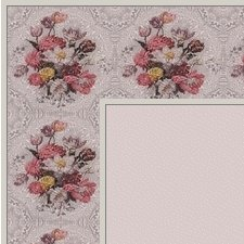 Shabby Floral Bouquet Ebay, OLA, Overstock Ad Listing Template Html Web Page #036