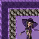 Purple Wiccan Elf Ebay, OLA, Overstock Ad Listing Template Html Web Page #073