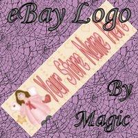 Country Angel Customized eBay Store Logo 310 X 90 #L071