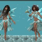 Aqua Sister Fairys Ebay, OLA, Overstock Ad Listing Template Html Web Page #125