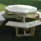 Hex Picknic table