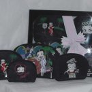 BETTY BOOP - Route 66, Purse-N-Handbag 4 Bag GIFT-SET