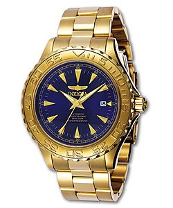 Invicta Ocean Ghost Men's Automatic Goldtone Watch