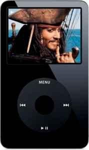 Apple iPod� Fifth Gen. White (80 GB) Digital Media