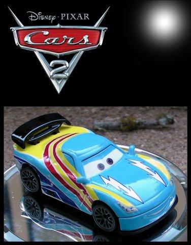 Us Grand Prix >> Pixar Cars 2 Ultimate Super Chase FERNANDO ALONSO Custom