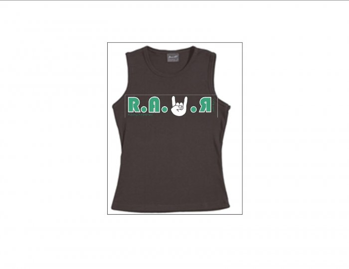 Womens Thick Strapped Tank - Jade