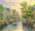 THOMAS KINKADE PAINTER OF LIGHT 2007 WALL CALENDAR-FREE SHIPPING!