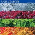 FOUR SEASONS 2007 WALL CALENDAR