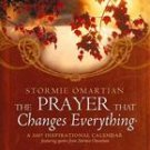 THE PRAYER THAT CHANGES EVERYTHING 2007 WALL CALENDAR-ORDER 2 OF THIS ITEM FOR FREE SHIPPING!