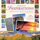 A POCKETFUL OF INSPIRATIONS 2007 WALL CALENDAR