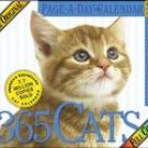 365 CATS PAGE-A-DAY 2007 DAILY BOXED CALENDAR 20% OFF THIS ITEM!