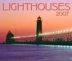 LIGHTHOUSES 2007 DELUXE WALL CALENDAR-20% OFF THIS ITEM!