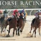 HORSE RACING 2007 WALL CALENDAR