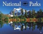 NATIONAL PARKS 2007 DELUXE WALL CALENDAR