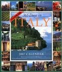 365 DAYS IN ITALY 2007 WALL CALENDAR 20% OFF THIS ITEM!