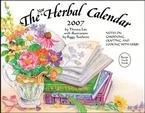 THE NEW HERBAL CALENDAR 2007 WALL CALENDAR