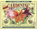 OLD FARMER'S ALMANAC GARDENING 2007 WALL CALENDAR