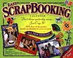 EASY SCRAPBOOKING 2007 DESK CALENDAR