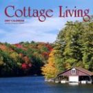 COTTAGE LIVING 2007 MINI WALL CALENDAR